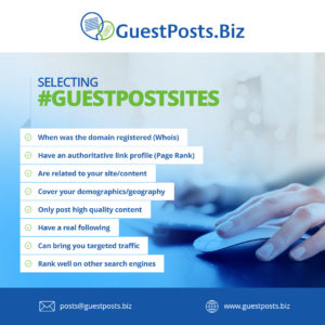 Selecting-#GuestPostSites