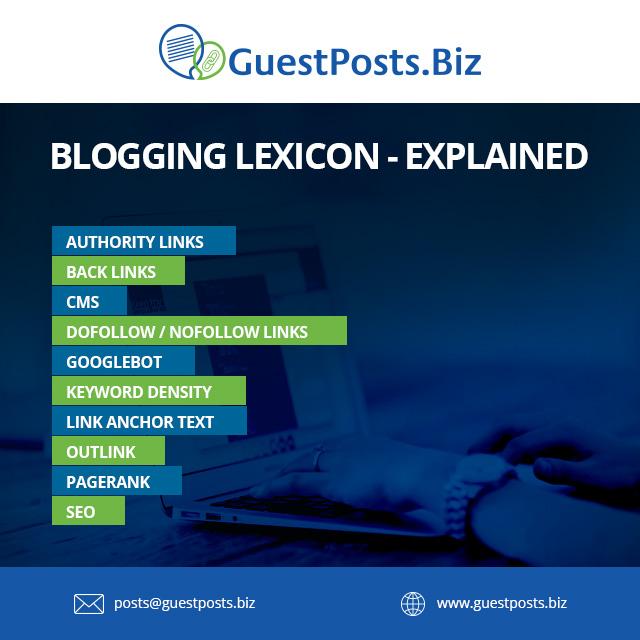 Blogging-Lexicon--Explained