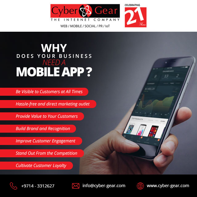 why-your-business-need-a-mobile-app