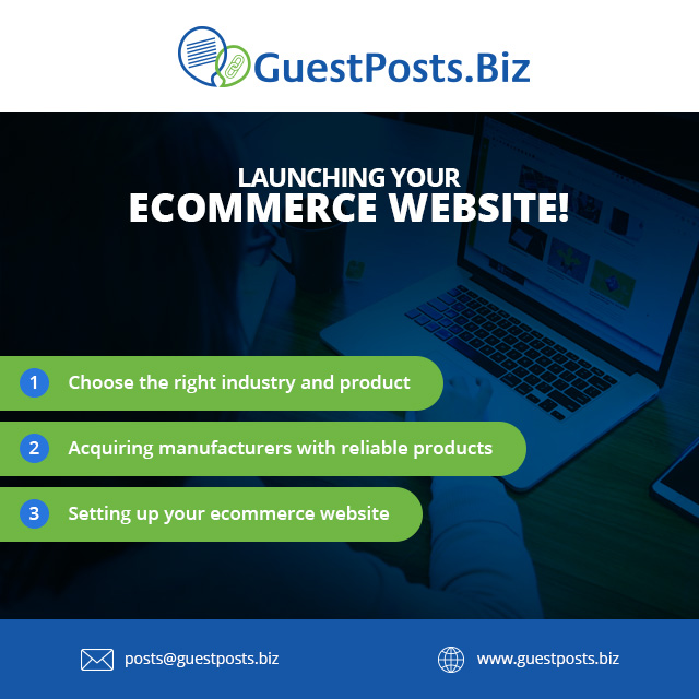 Launching-your-Ecommerce-website!